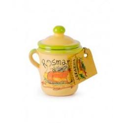 Rosemary in Hand Made Terracotta Pot