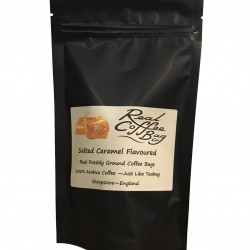 Salted Caramel Flavoured Coffee Bags