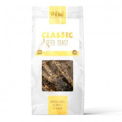 Classic Raw Seed Toasts - Pack of 3