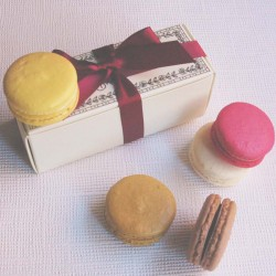 Macaron Selection Box of 5