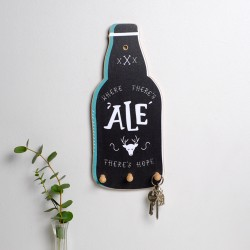 Ale Bottle Key Holder