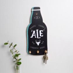 Ale Bottle Key Holder