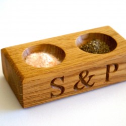 Mini Salt and Pepper Bowls