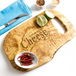 Personalised Natural Serving Board