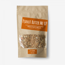 Peanut Butter Me Up Granola