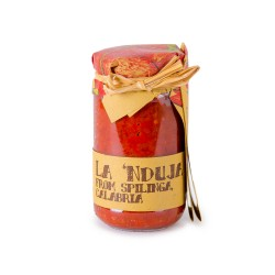 Nduja Spicy Spreadable Salami