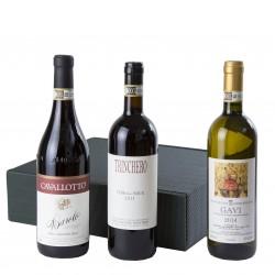 Piedmont Organic Wine Hamper