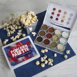 Personalised Popcorn Seasoning Collection