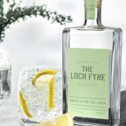 The Loch Fyne Botanical Gin (Bottle Engraving Available)