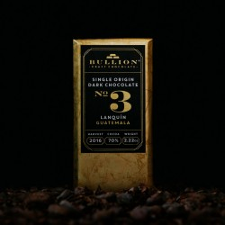 Single Origin Bean To Bar Chocolate Bars - Guatemala, Lanquin 70% (2 bars)