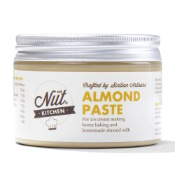 Luxury Almond Paste with 95% Avola Almonds (2 jars)