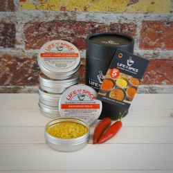 American Rub Collection (5 Tin Gift)