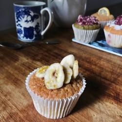 Banana Cupcakes (Free From)