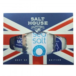Salthouse British Salt Collection Gift