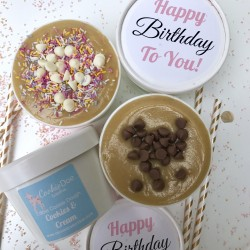 Birthday Cookie Dough Variety Pack (4 pots)