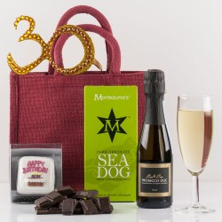 Happy 30th Birthday Gift Bag from Natures Hampers