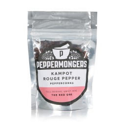 Peppermongers Kampot Rouge Pepper