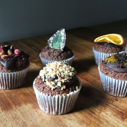 Chocolate Cupcakes Box - Choose Your Own (Free From)