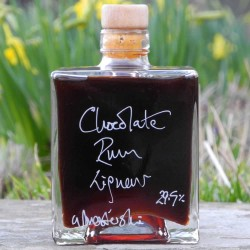 Chocolate Rum Ration Liqueur