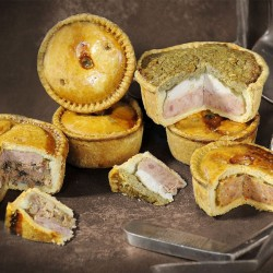 Golf Collection - Pork Pie Box