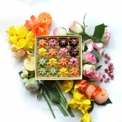 Nono Cocoa - Flower Garden - Raw Superfood Chocolate Box