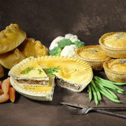 Classic Pies For All The Family - Hot Pies Box