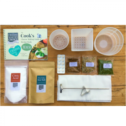 The Cook's Cheese Making Kit - Contents