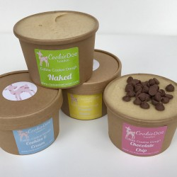 Vegan Cookie Dough Variety Pack  (4 pots)