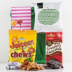Diabetic Snacks Gift Box from Natures Hampers