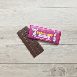 Trio of Hooey and Boo Dairy Free Childrens Chocolate Bars - Raspberry