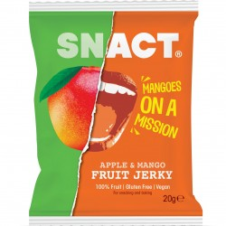 Apple & Mango Fruit Jerky (10 packs)