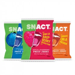 Fruit Jerky Taster Pack (6 packs)