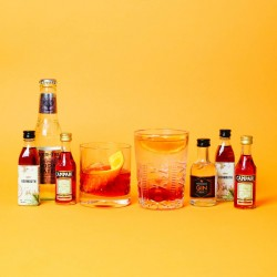 Classic Gin Negroni Set