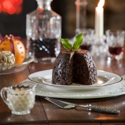 Alnwick Rum Christmas Pudding
