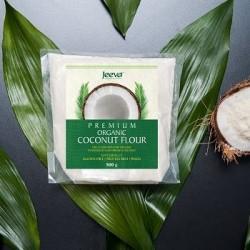 Premium Organic Coconut Flour (2 x 500g)