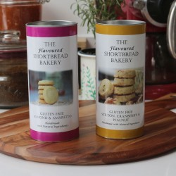 Gluten Free Shortbread Selection