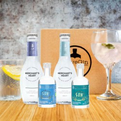 The ILoveGin Sea Breeze Gin and Tonic Box