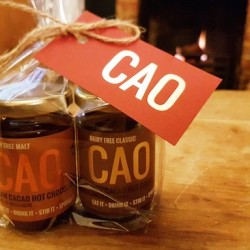 Raw Cacao Hot Chocolate Stocking Filler