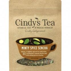 11 Minty Spice Sencha