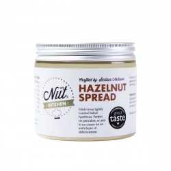 Smooth Hazelnut Spread (2 jars)