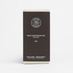 Artisan Milk Chocolate Bars 46% With Sea Salt