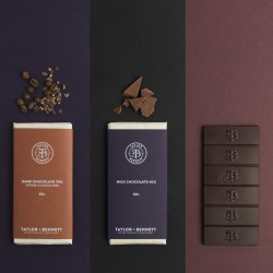 Artisan Chocolate Bars - Choose Your Own Selection (4 bars)