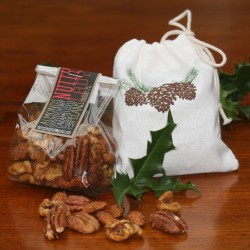 Sweet & Spicy Mixed Nuts Christmas Snack Bag