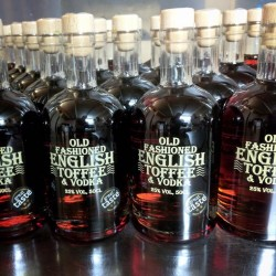 English Spirit's Toffee Vodka