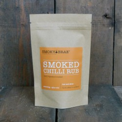 Smoked Chilli Rub
