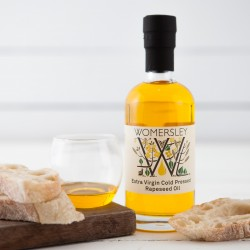 Womersley Extra Virgin Cold Pressed Rapeseed Oil