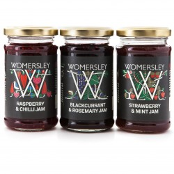 Womersley Premium Jams Trio