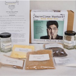 Boozy Woozy Beer Mustard Making Kit