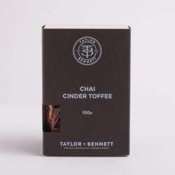 Chai Cinder Toffee