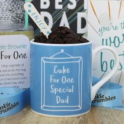 Cake for One Special Dad